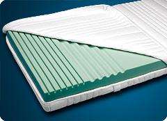 Struktura-MED 60 HR koudschuim matras
