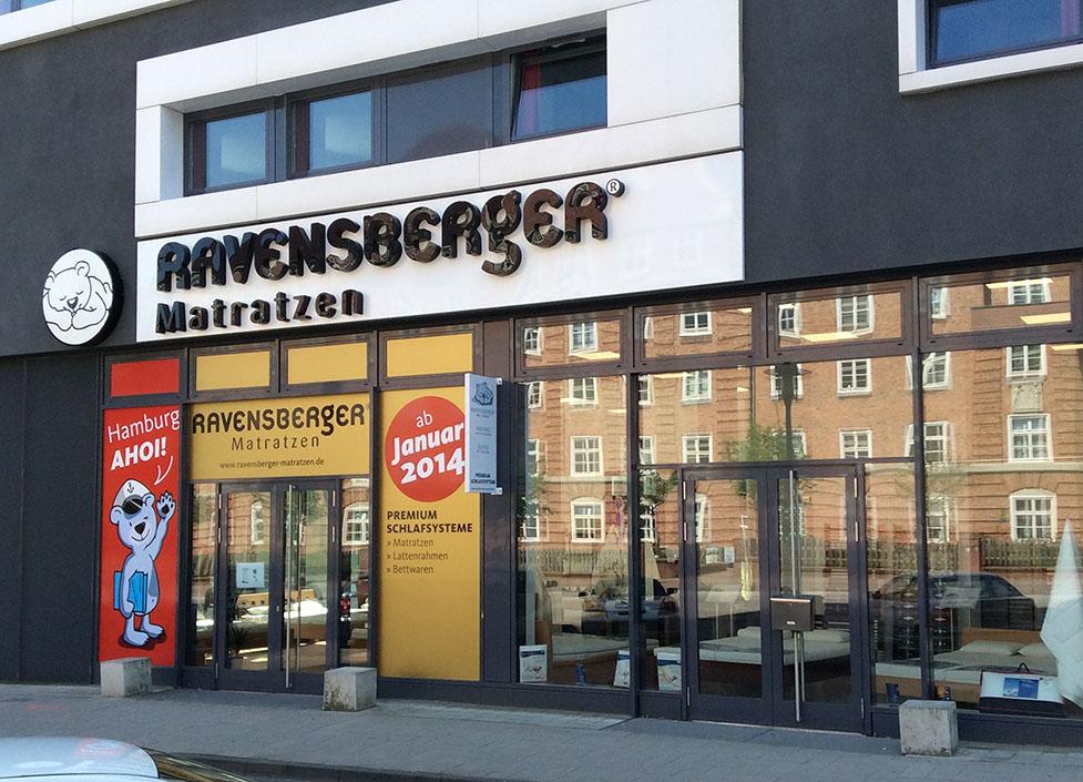 Ravensberger® Matratzen Hamburg